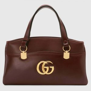 Gucci GG Women Arli Large Top Handle Bag