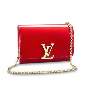 Louis Vuitton LV CHAIN Louis PM Bag