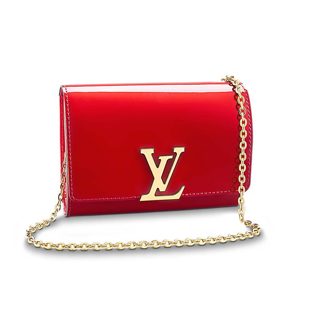 Louis Vuitton Lv Chain Louis Pm Bag Lulux