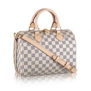 Louis Vuitton LV Speedy Bandouliere 25 N41374 Handbag