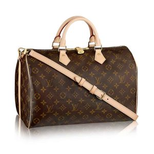 Louis Vuitton LV Speedy Bandouliere 35 M41111