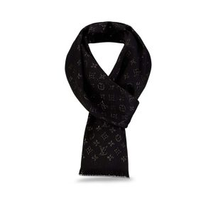 Louis Vuitton LV Timeless Stole Scarf in Cashmere