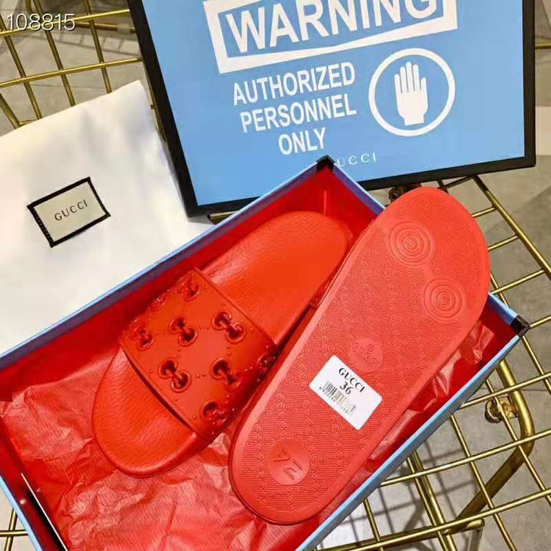 Gucci Original Gg Slide Sandal
