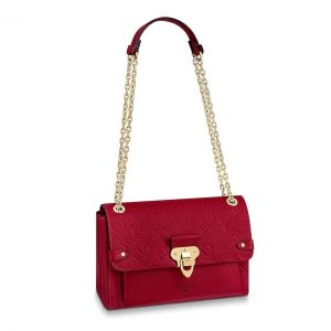 Louis Vuitton LV Women Vavin PM in Monogram Empreinte Leather