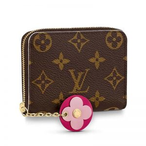 Louis Vuitton LV Women Zippy Coin Purse Iconic Monogram Canvas