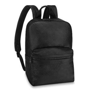 Louis Vuitton LV Unisex Sprinter Backpack Monogram Shadow Cowhide Leather